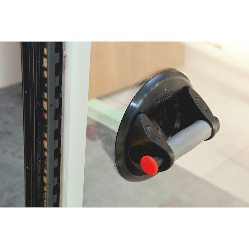 ガラス用吸盤 シングルタイプ  - ガラス用吸盤 シングルタイプ (120KG)