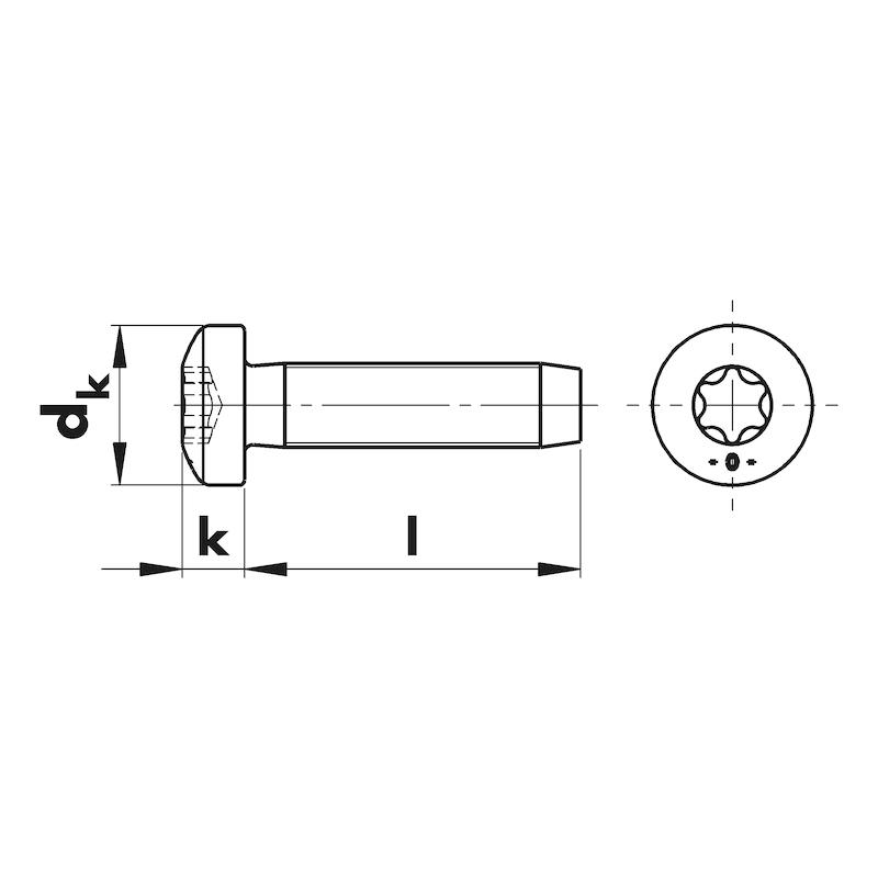 Gewindefurchende Schraube - 2