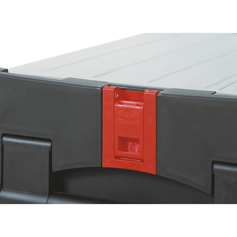 ORSY<SUP>®</SUP>BULL front loader series 5 box for system case  - 3