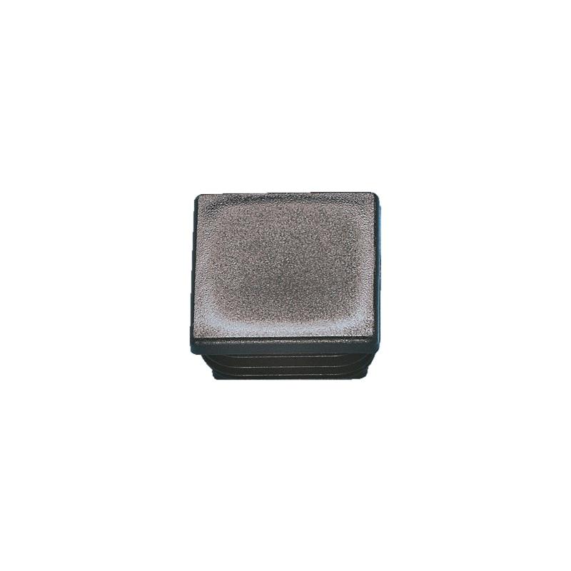 Kunststoff-Endkappe, quadratisch - 1