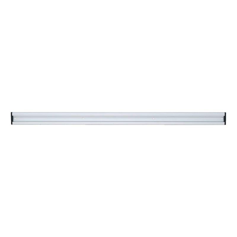 Rail en aluminium pour accroche pour manche - 1