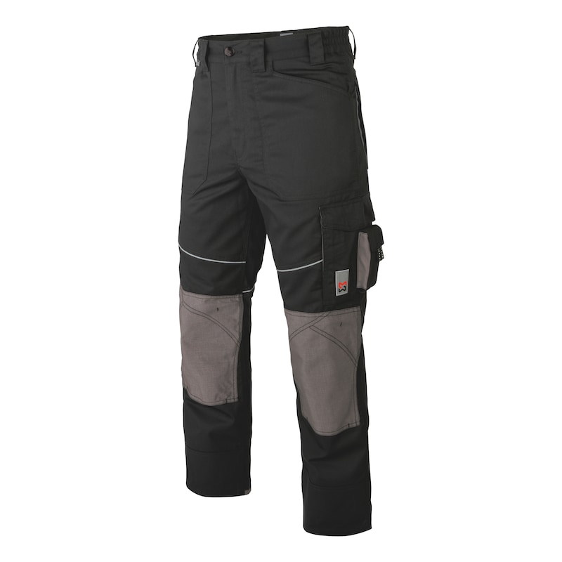 Pantalons STARLINE<SUP>®</SUP> Plus - PANTALON STARLINE PLUS NOIR/GRIS T48
