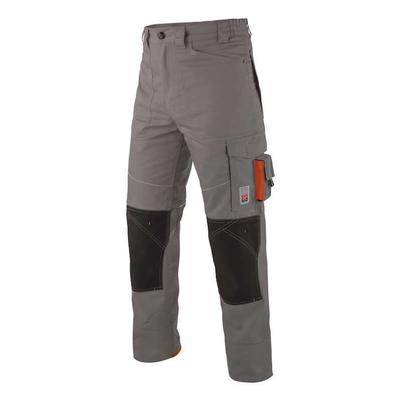 Pantalons STARLINE<SUP>®</SUP> Plus - PANTALON STARLINE PLUS GRIS/ORANGE T50