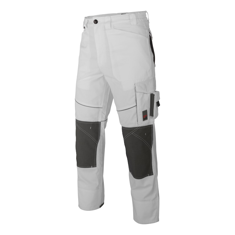 Pantalons STARLINE<SUP>®</SUP> Plus - PANTALON STARLINE PLUS BLANC/GRIS T44