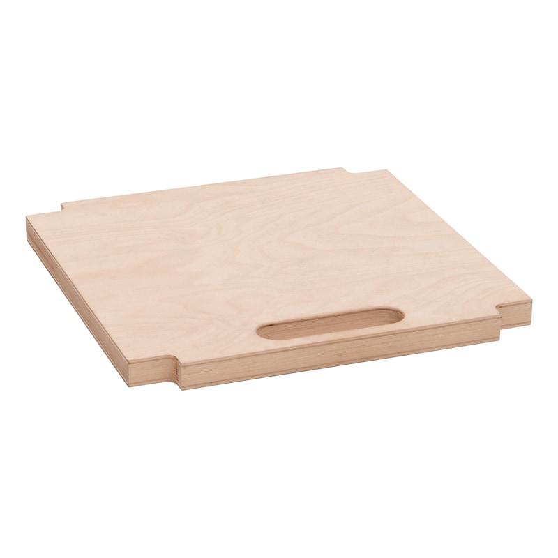 Holzplatte - 1