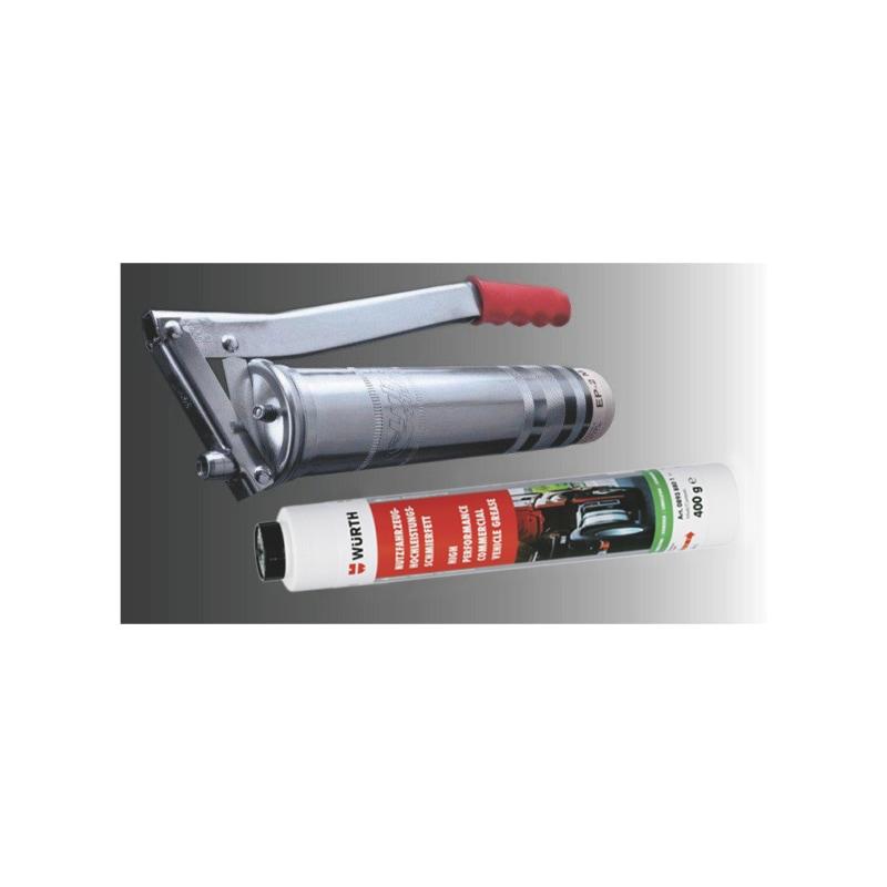 Pompe à graisse manuelle Lube-Shuttle<SUP>®</SUP> - 2