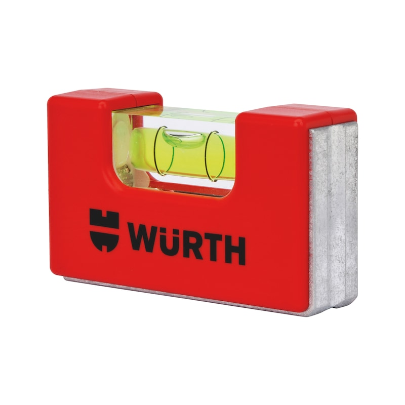 Small spirit level with magnet - 4