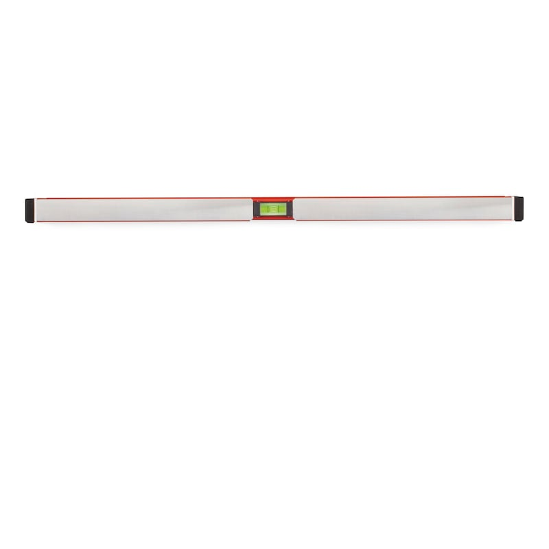 Light metal spirit level with magnet - 3