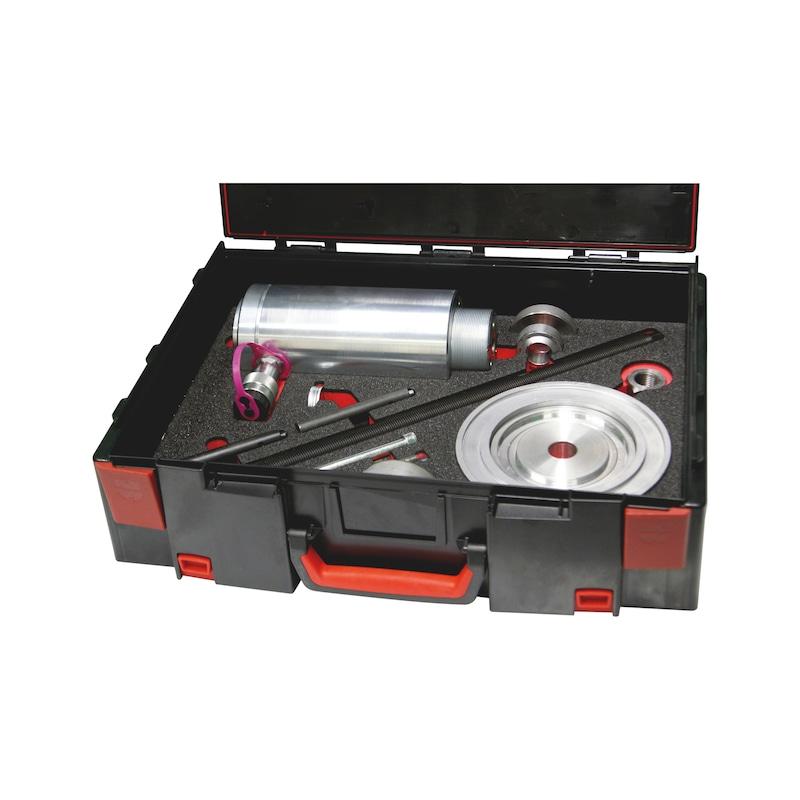 Jeu principal d'outils pour roulement de roue de Ford Transit, avec vérin hydraulique Ford - 1