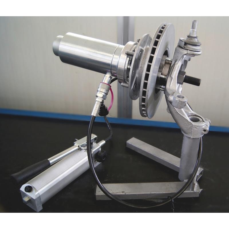 Jeu principal d'outils pour roulement de roue de Ford Transit, avec vérin hydraulique Ford - 2