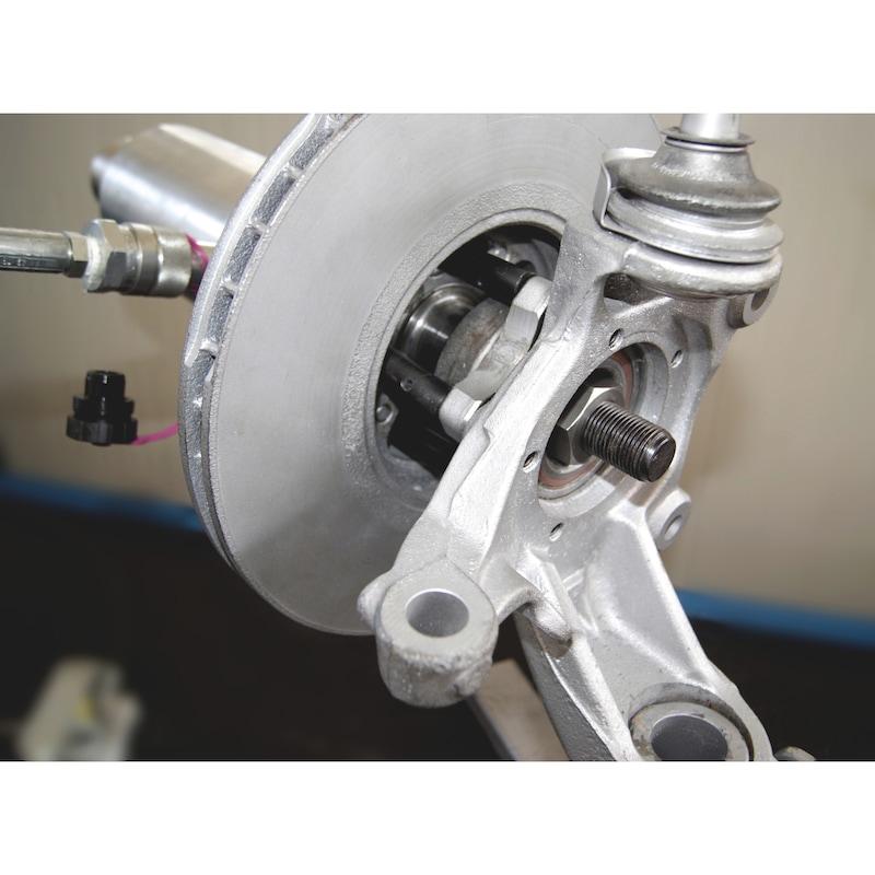 Jeu principal d'outils pour roulement de roue de Ford Transit, avec vérin hydraulique Ford - 4