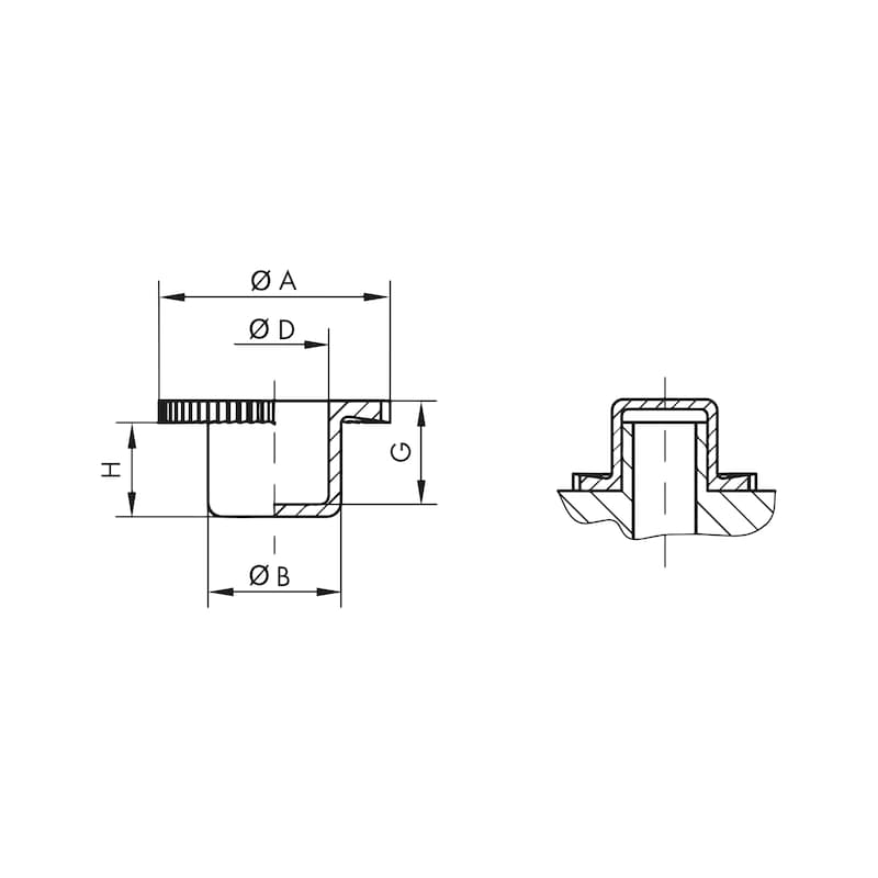 Universalschutz GPN 950 - VERSHLSTO-GPN950/0106-NATUR