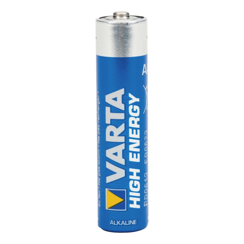 Alkaline battery Micro/AAA/LR03