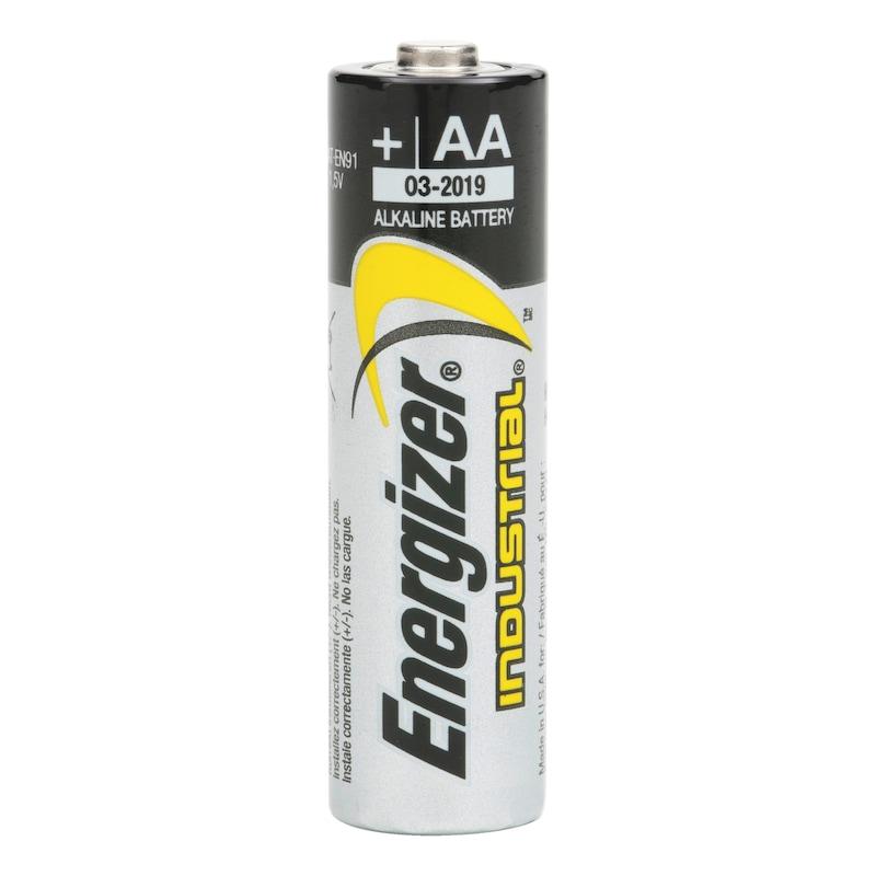 Battery Mignon/AA/LR6 alkaline battery