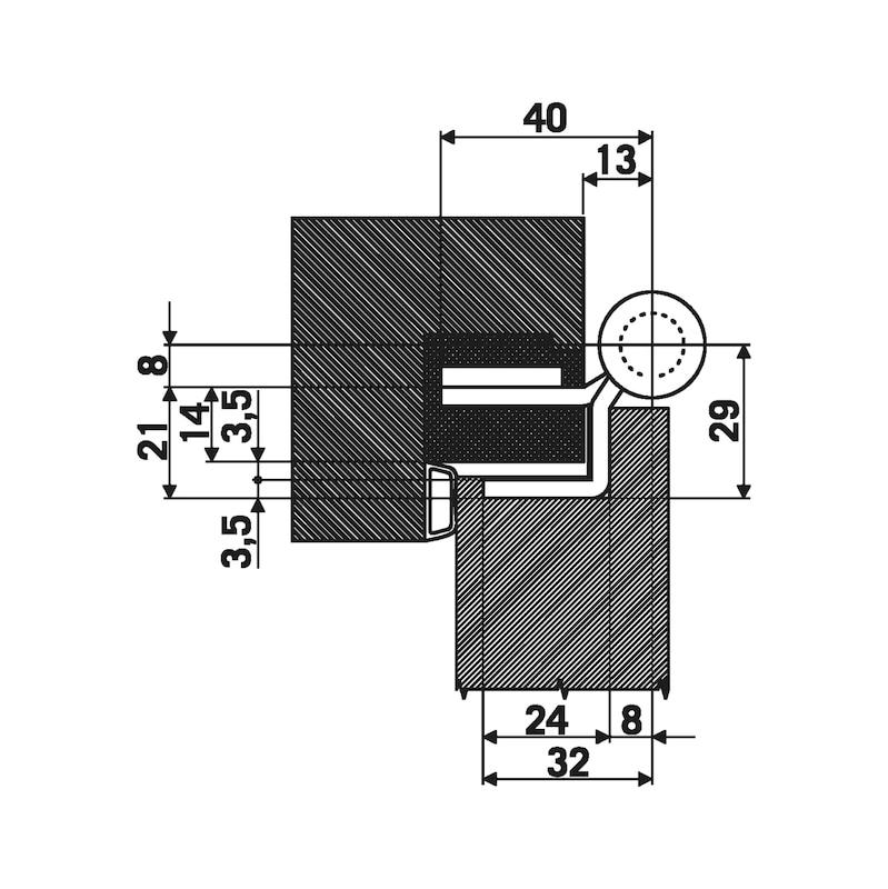 Objektband OBX 20-9397/160 - 3
