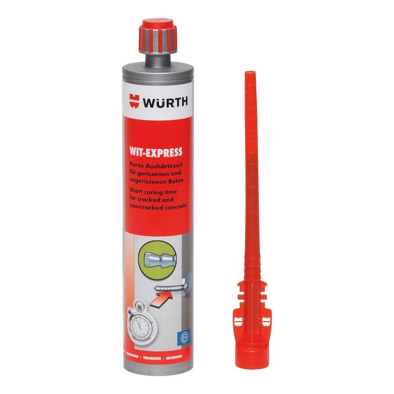 Injektionsmörtel WIT-EXPRESS - DBL-MOERT-(WIT-VIZ EXPRESS)-330ML