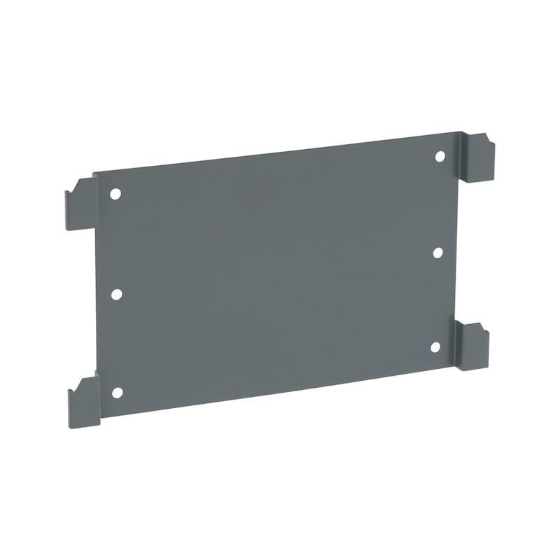 Einhängeblech für Systemkoffer 4.4.1 und 4.4.2 - 1