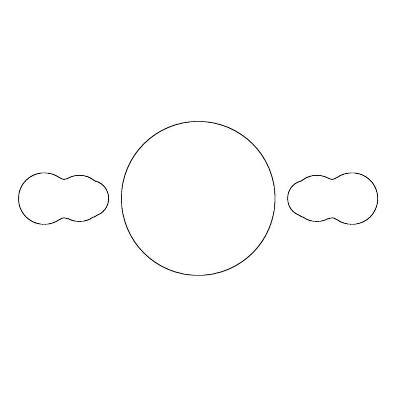 Lame de scie circulaire universelle SAMURAI - 3
