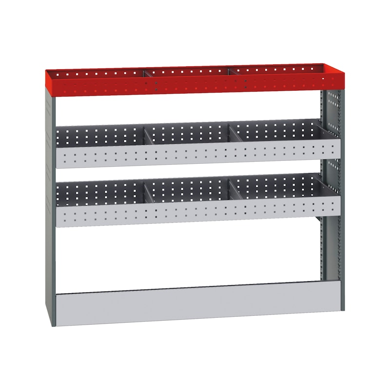 Variable modular block