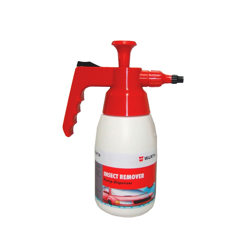 Product-specific pump spray bottle Unfilled - PMPSPRBTL-EMPTY-INSECTREMOVER-1LTR