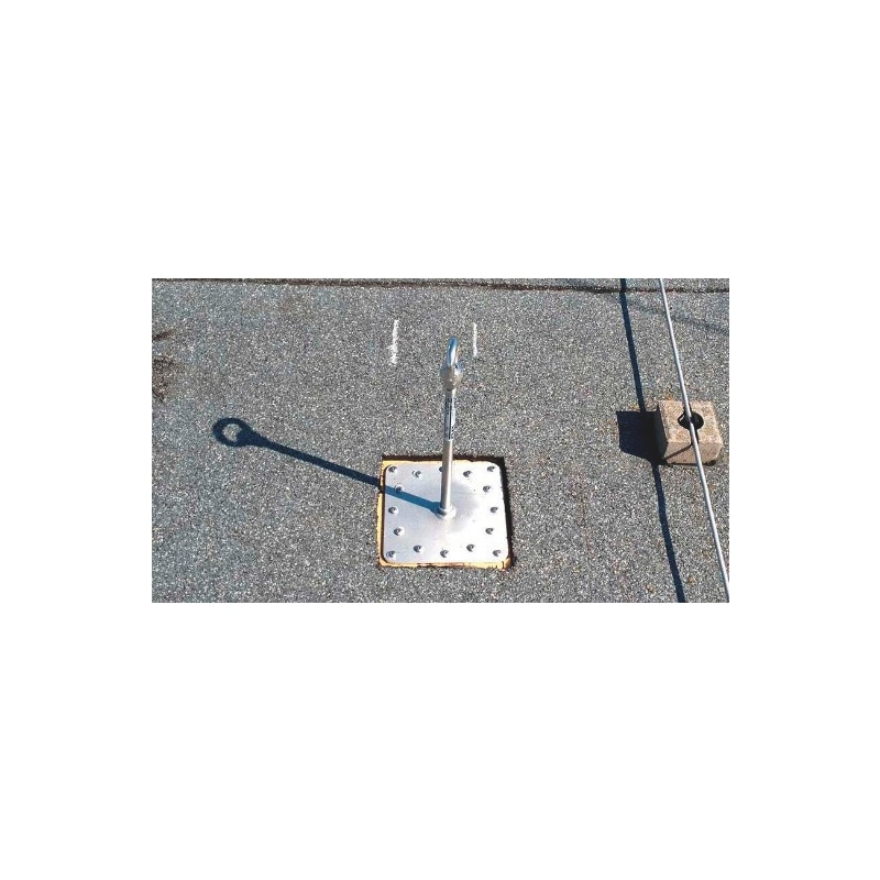 Anschlagpunkt ABS Lock X Holz 16 - 2