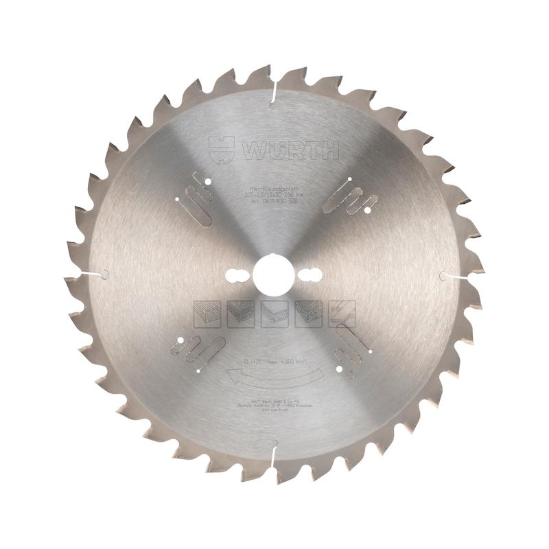 Paneelsägeblatt - 1