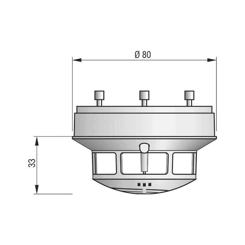 Thermoschalter TDS 247 - 2