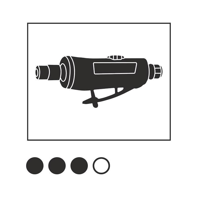 Lamellenschleifhülse - LAMEHUE-ZK-K40-45X30X30