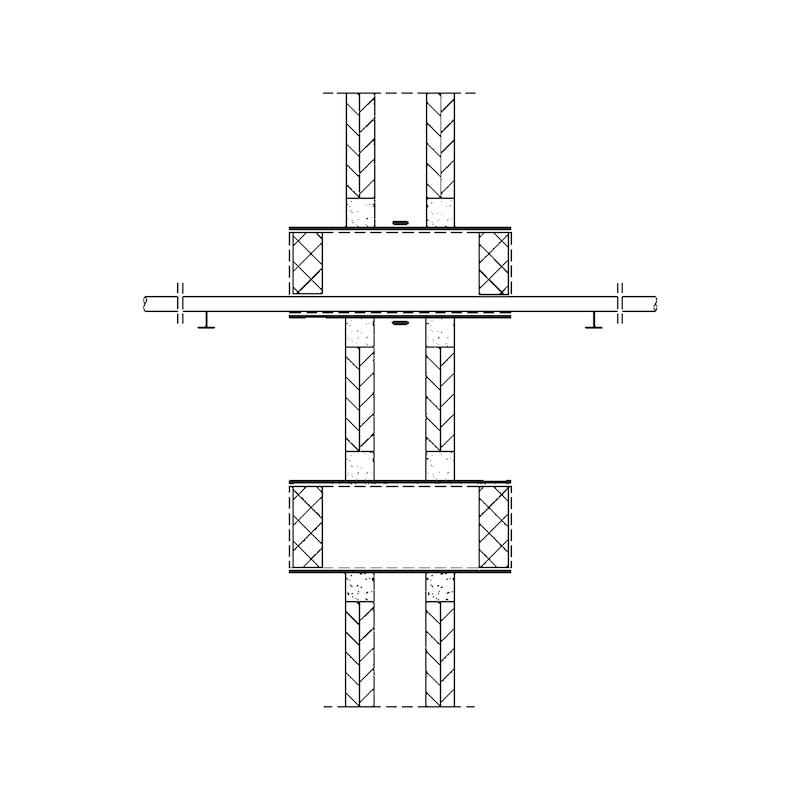 Kabelröhre - 2