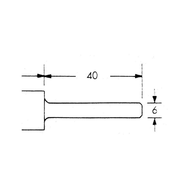 Fresa rotativa per metallo - 2