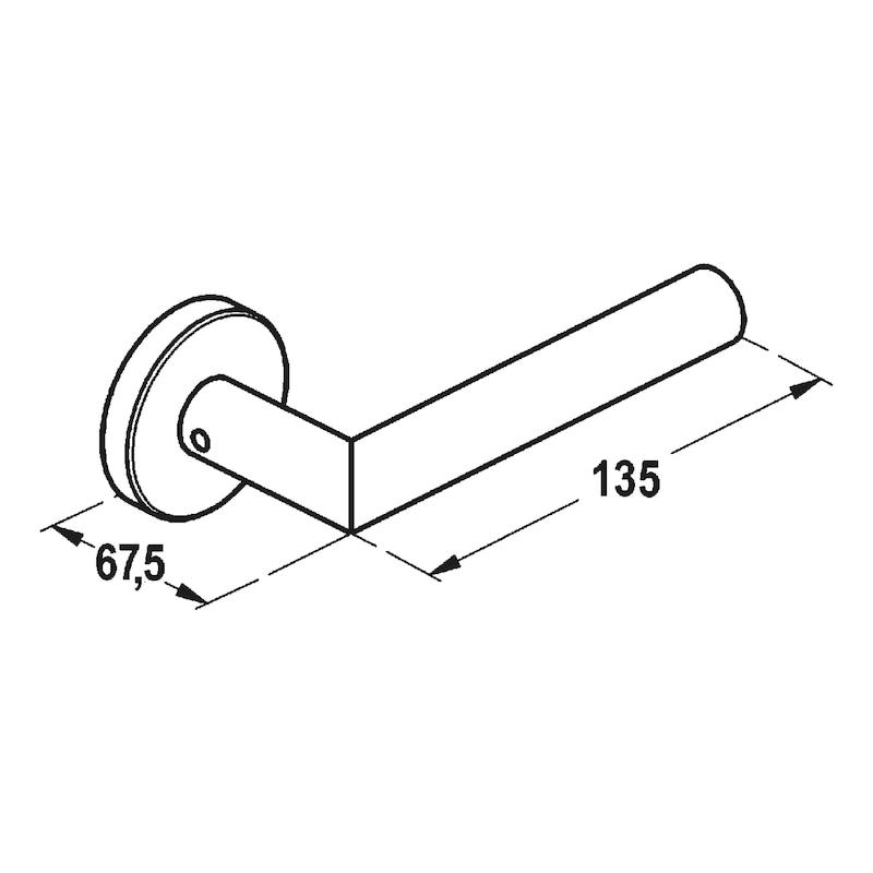 Türdrücker A 405 - 2
