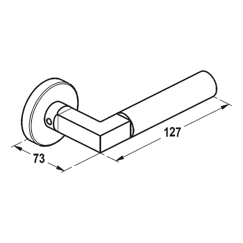 Türdrücker A 409 - 2