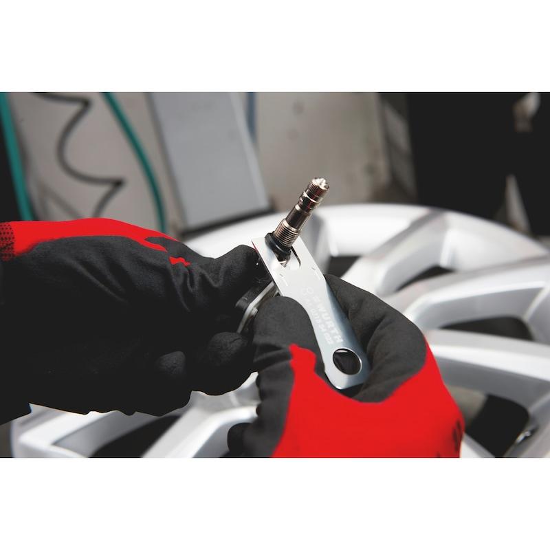 Système de surveillance de la pression des pneus, outil spécial pour les joints en caoutchouc - 2