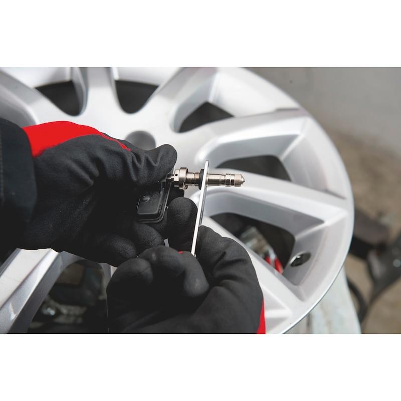 Système de surveillance de la pression des pneus, outil spécial pour les joints en caoutchouc - 3