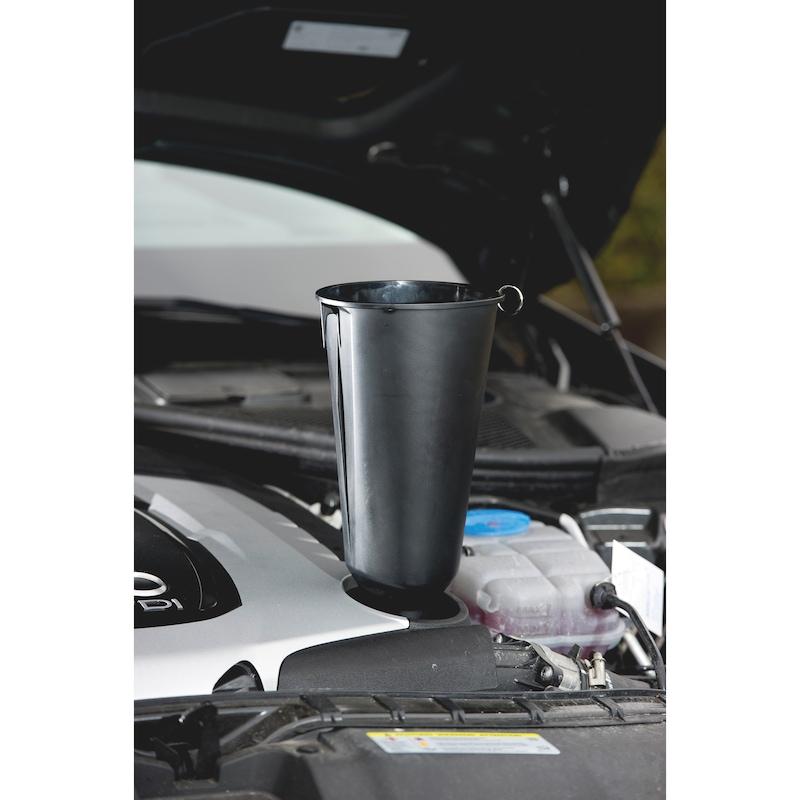 Motoröl-Einfülltrichter universell - 3