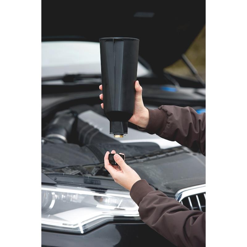 Motoröl-Einfülltrichter universell - 2