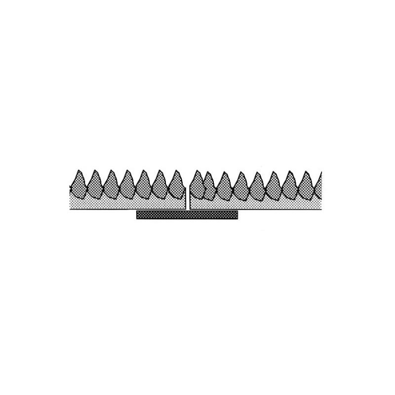 Nastro abrasivo - NASTRI ABRASIVI P/LEV.GR.60 1500X120