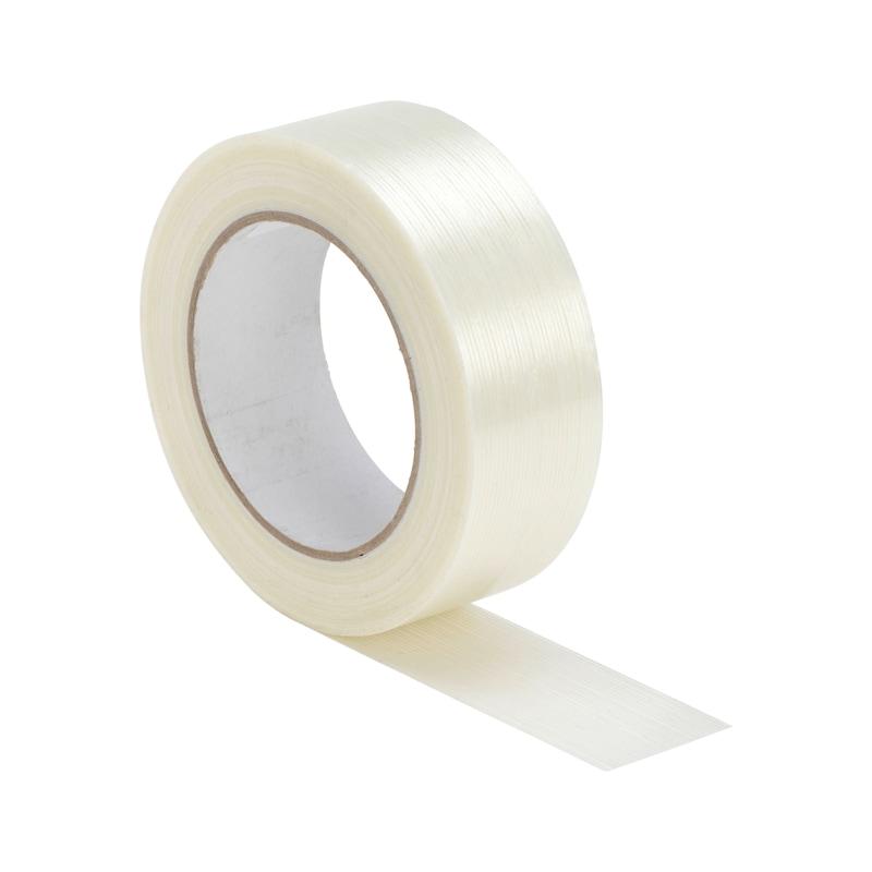 Клейкая лента из филаментного волокна - ЛЕНТА-Д/СКЛЕЙКИ-ШЛИФБУМАГИ