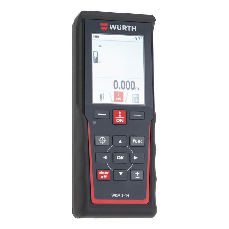 Laserafstandsmeter WDM 8-14 - LASERAFSTANDSMETER - WDM8-14