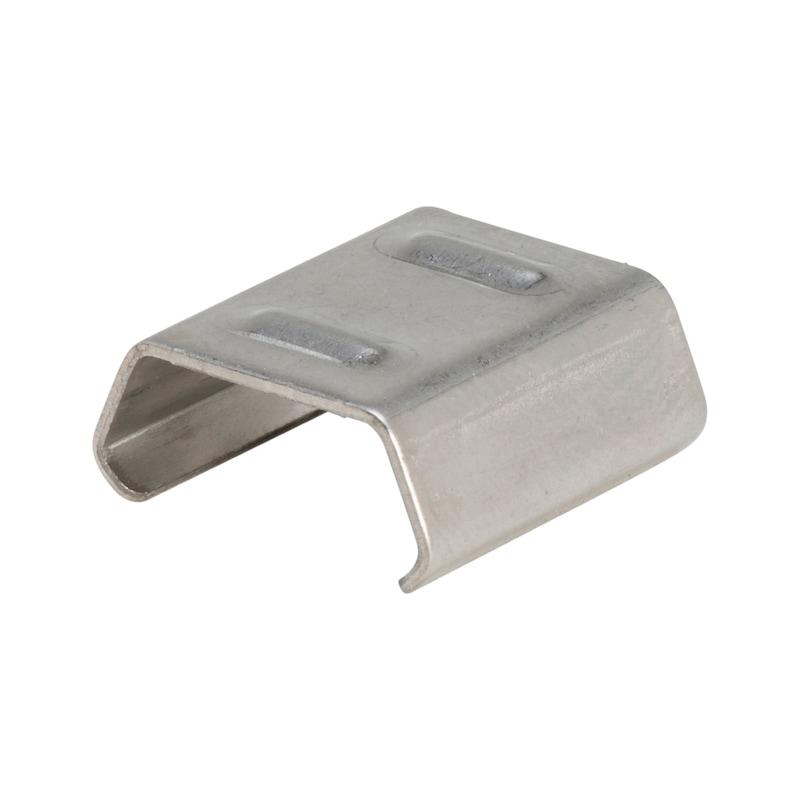 Edelstahl-Klammer für Rohrmanschette