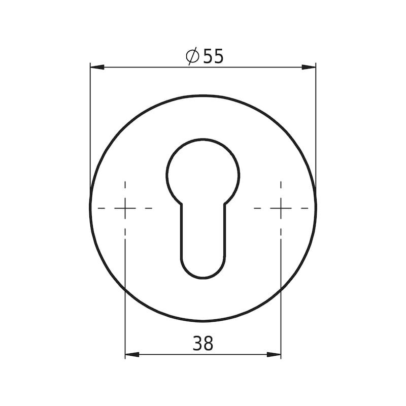 Türdrücker  A 610 - 3