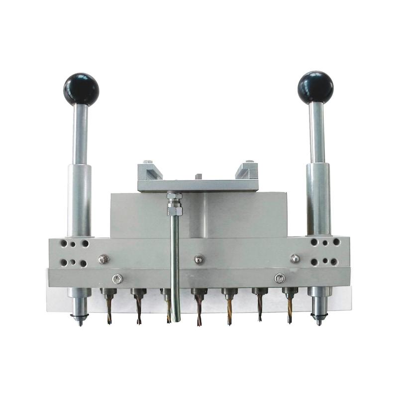 7-Spindel Vertikalbohrgetriebe - 2