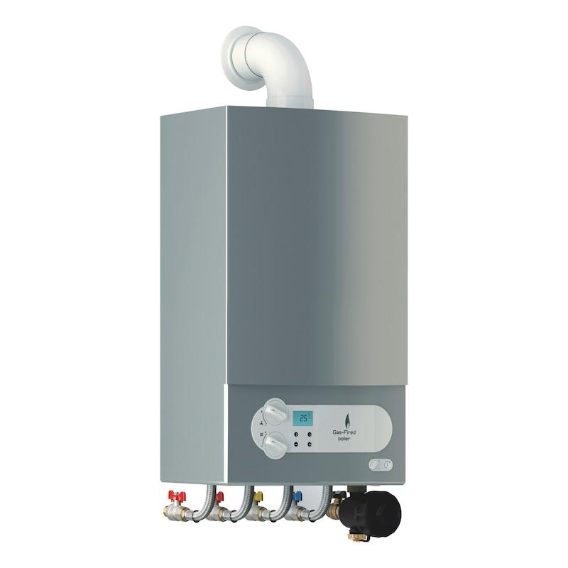 Filtro defangatore magnetico sotto-caldaia W-COMPACT - 6