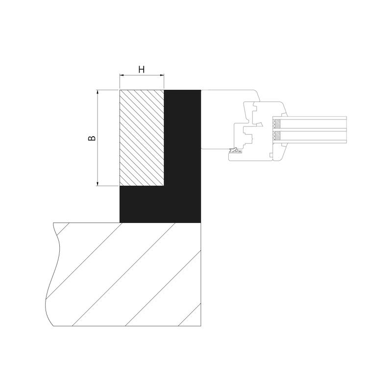 Dämmblock  VWM - 2