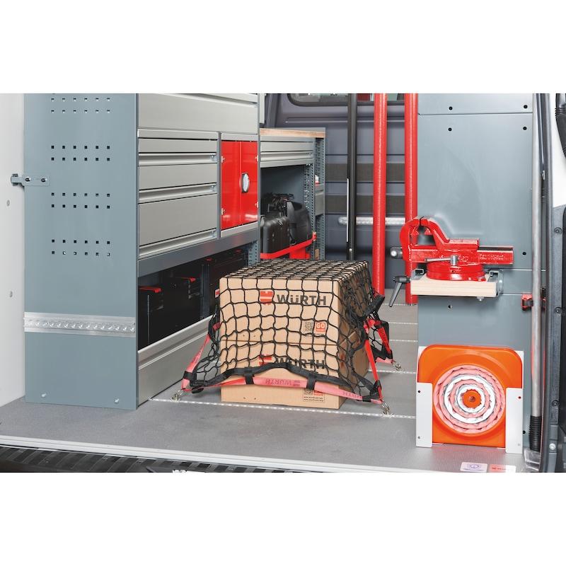 ladungssicherungsnetz f r kleintransporter und pkw online. Black Bedroom Furniture Sets. Home Design Ideas