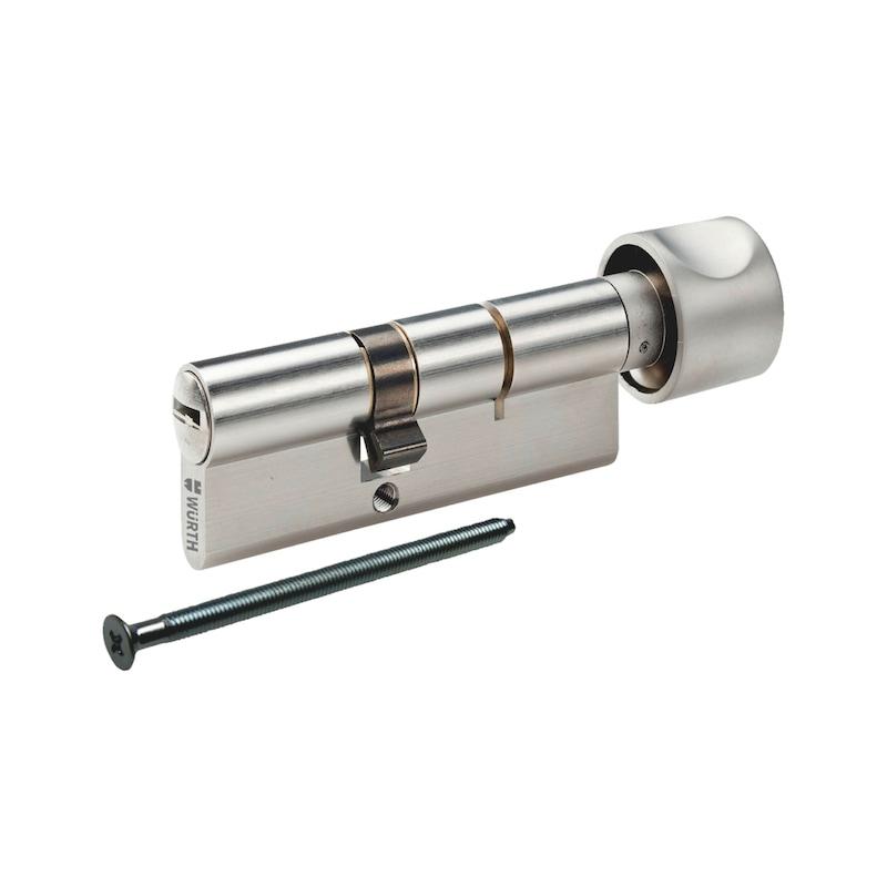 Profil-Knaufzylinder W10KG - 1