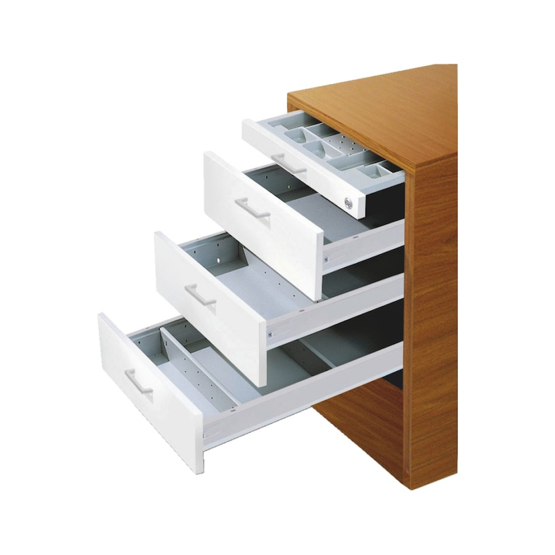 Office container fitting set OrgaAer Speed Office - 2