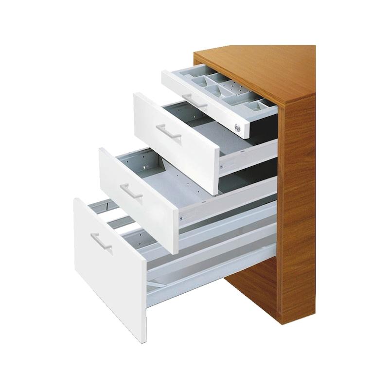 Bürocontainer-Ausstattungsset OrgaAer Speed Office - 5
