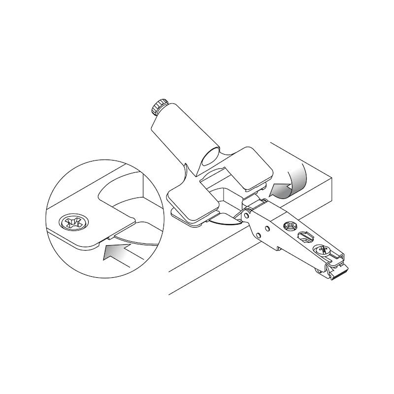 Auswerfer Tipmatic - 4