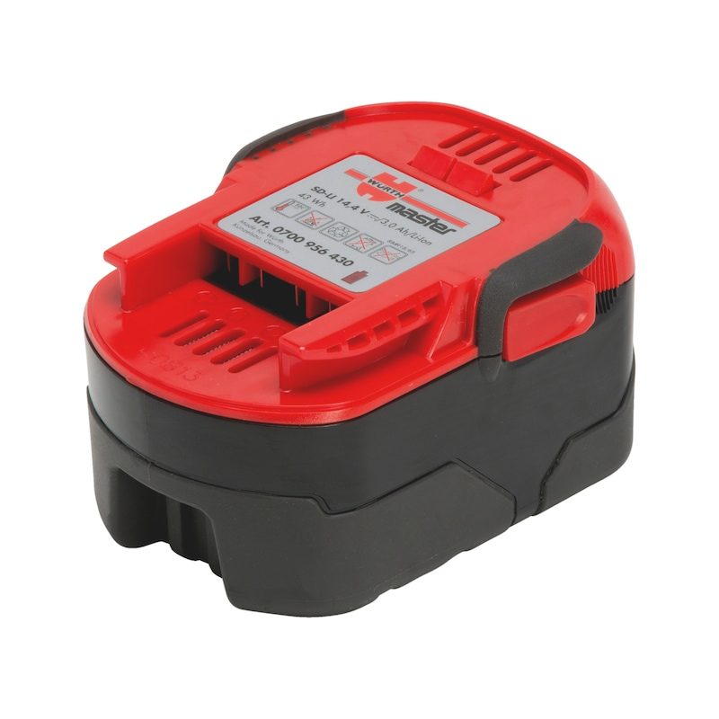 Batterie Li-Ion 14,4 V / 18 V SD-LI
